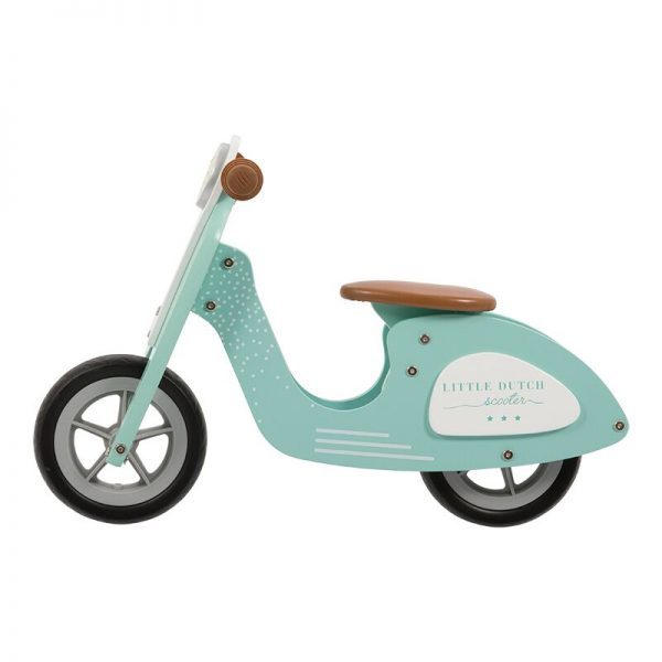hout scooter
